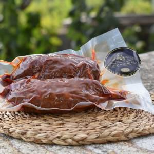 Chorizo ceboleiro envasado al vacío