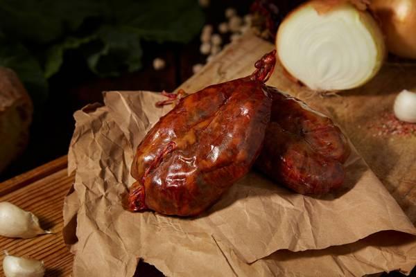 Chorizo ceboleiro de Embutidos García Marcos