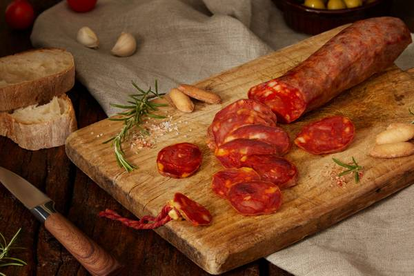 Chorizo cular de Embutidos García Marcos
