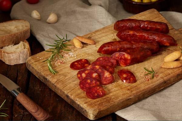 Chorizo gallego de Embutidos García Marcos