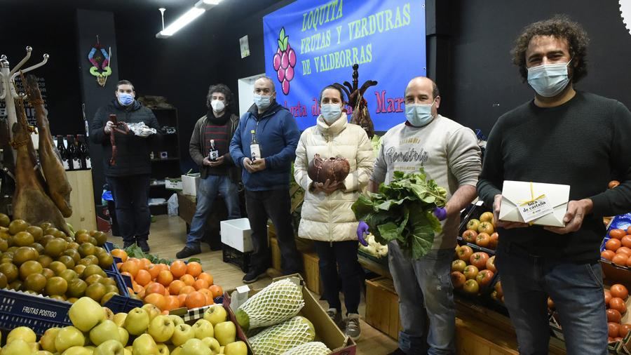 Produtores do oriente ourensán únense para facer posible unha Festa do Botelo na casa